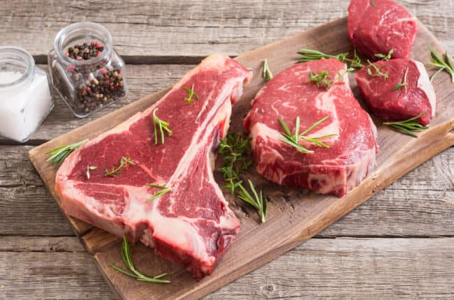 Steaks for Sale (100% grass-feed beef) North Prairie Livestock